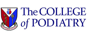 College of Podatry logo