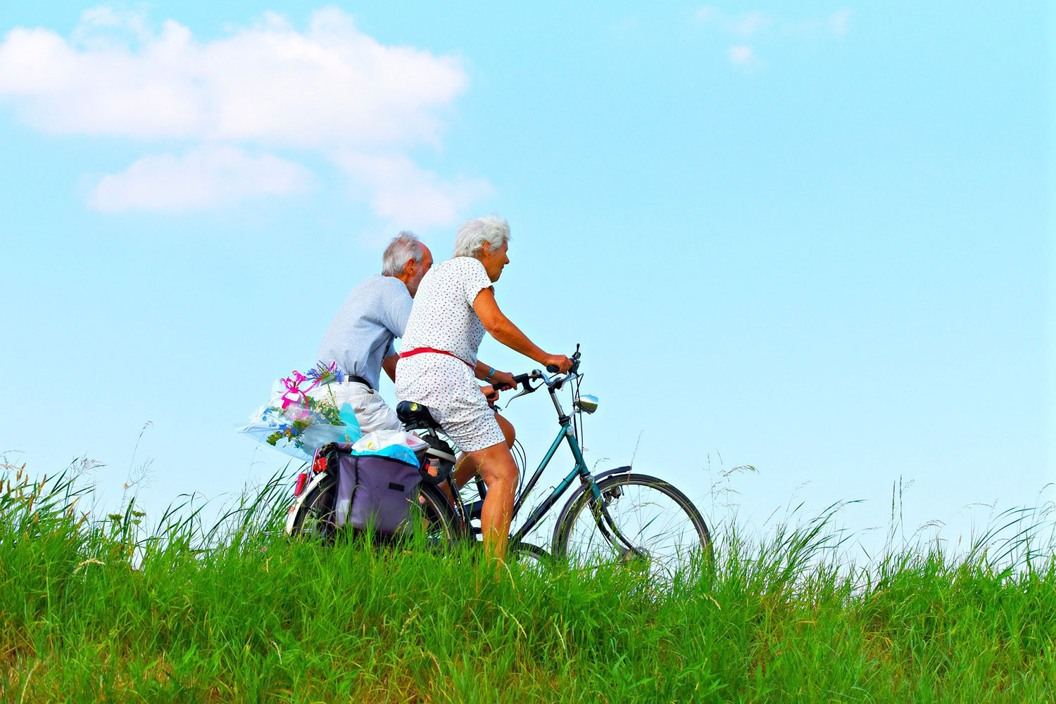 Exercise for older people