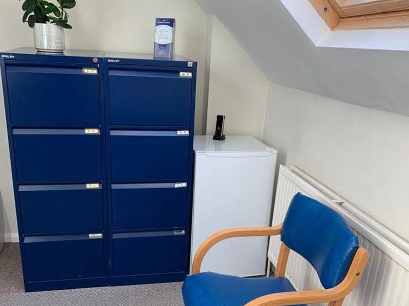 Faringdon Clinic Interior